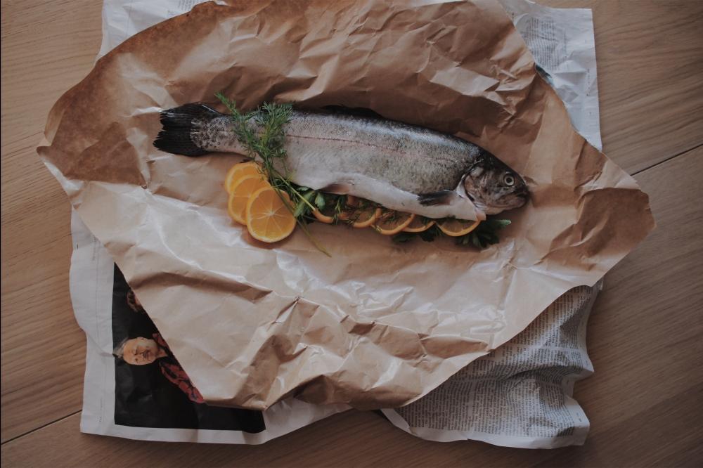 Lemon/Dill Trout