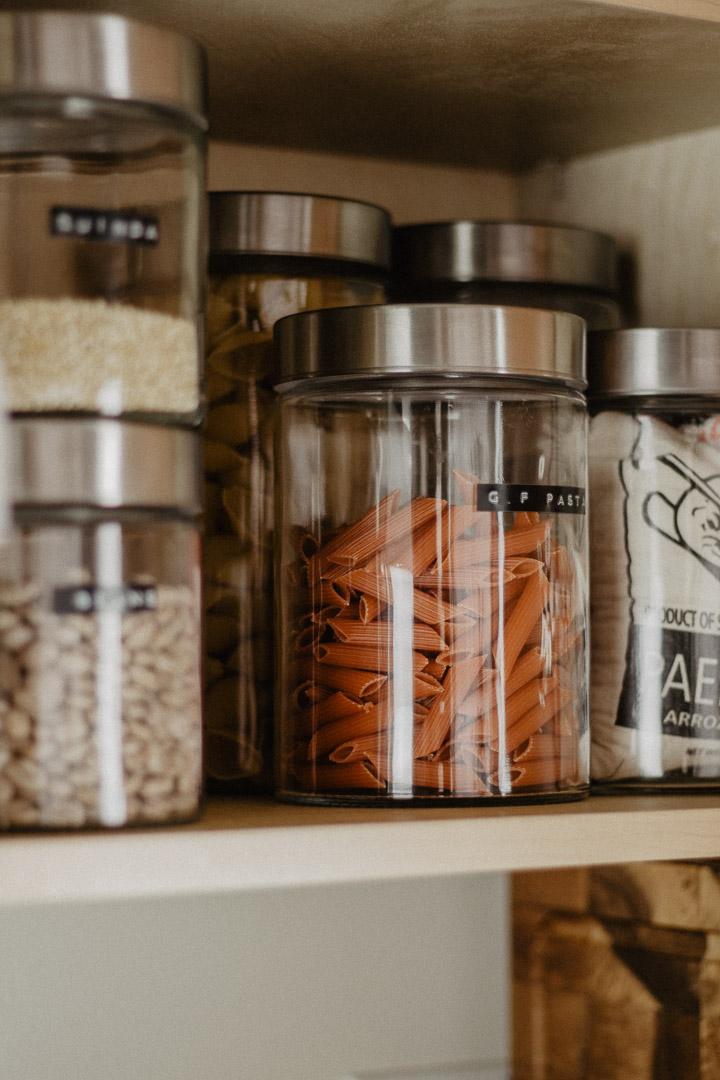 Pantry Organization - Dry Goods (2)
